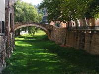Pont à Porrera