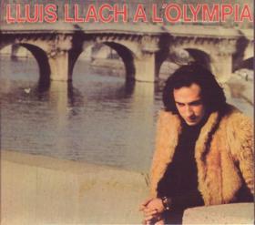 Lluís Llach a l'Olympia (1973)